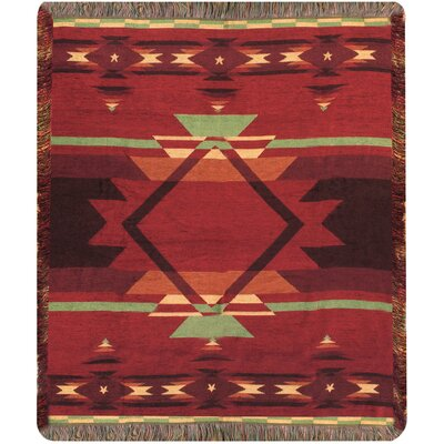 Flame Tapestry Throw