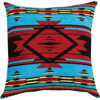 Flame Bright Throw Pillow