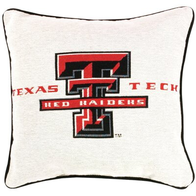 Texas Tech Throw Pillow