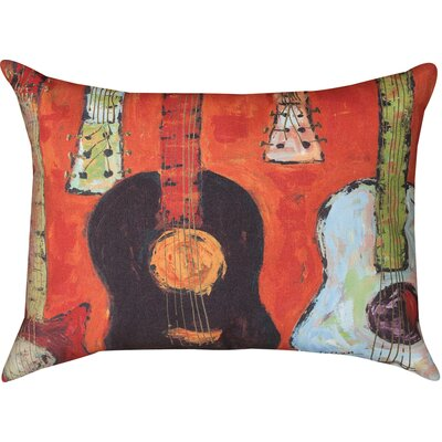Strung Up Knife Edge Lumbar Pillow