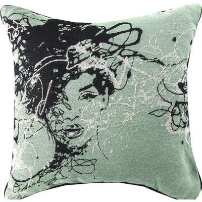 Star I Throw Pillow