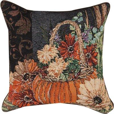 Autumn Tap Throw Pillow