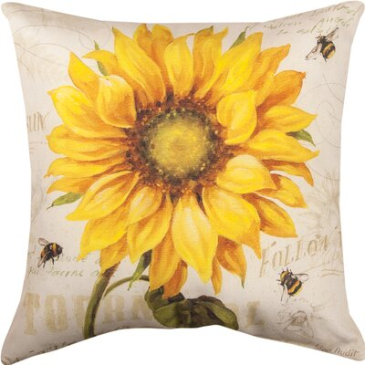 Under the Sun Throw Pillow
