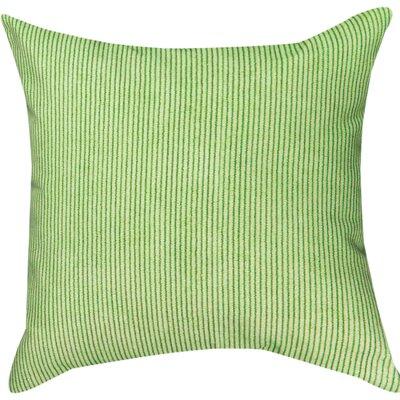 Throw Pillow Color: Green