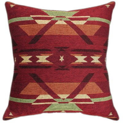 Flame Throw Pillow