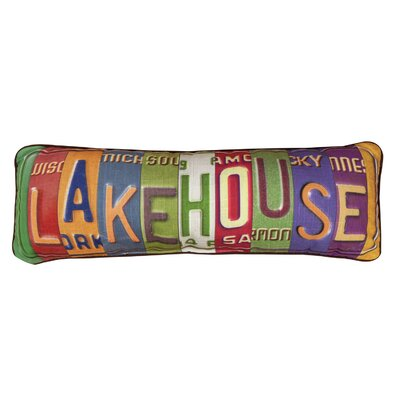 Lake House Lumbar Pillow