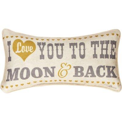 Love Lumbar Pillow