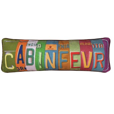 Cabin Fever Lumbar Pillow