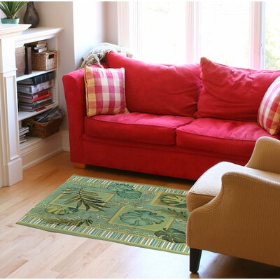 Tropic of Cancer Area Rug Rug Size: 4 x 6
