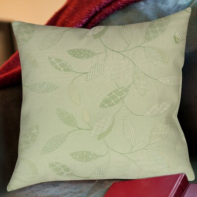Wasinger Printed Throw Pillow Size: 20 H x 20 W x 5 D, Color: Mint