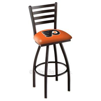 NHL 36 Swivel Bar Stool NHL Team: Philadelphia Flyers - Orange
