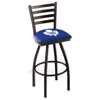 NHL 36 Swivel Bar Stool NHL Team: Toronto Maple Leafs