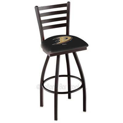 NHL 36 Swivel Bar Stool NHL Team: Anaheim Ducks