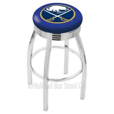 NHL 30 Swivel Bar Stool NHL Team: Buffalo Sabres
