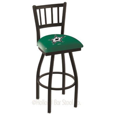 NHL 36 Swivel Bar Stool NHL Team: Dallas Stars