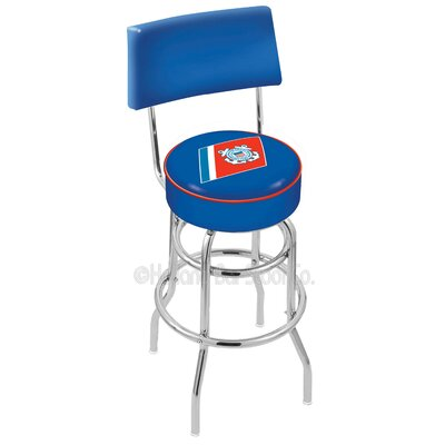 US Armed Forces 25 Swivel Bar Stool Branch: Coast Guard