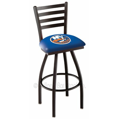 NHL 36 Swivel Bar Stool NHL Team: New York Islanders