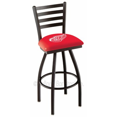 NHL 36 Swivel Bar Stool NHL Team: Detroit Red Wings