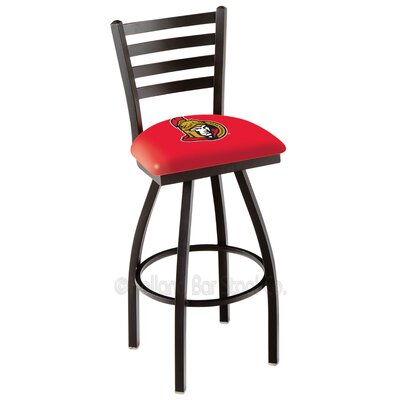 NHL 36 Swivel Bar Stool NHL Team: Ottawa Senators