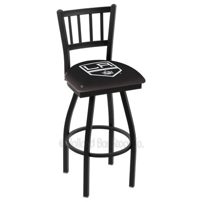 NHL 36 Swivel Bar Stool NHL Team: Los Angeles Kings