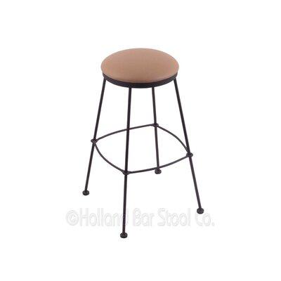30 Bar Stool Upholstery: Allante Beechwood