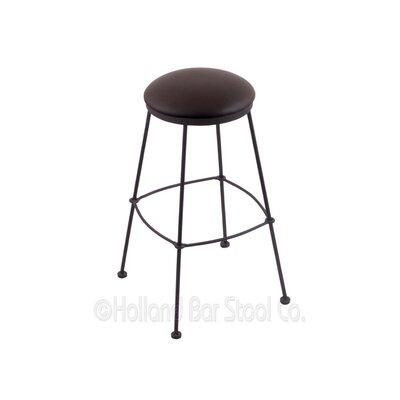 25 Bar Stool Upholstery: Allante Espresso