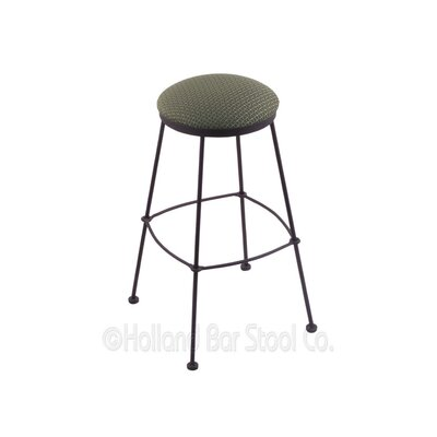25 Bar Stool Upholstery: Axis Grove
