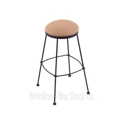 25 Bar Stool Upholstery: Axis Summer