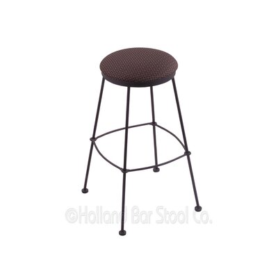 25 Bar Stool Upholstery: Axis Truffle