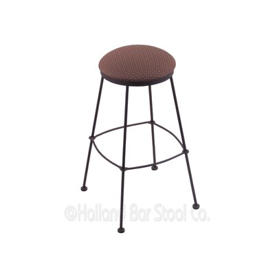 25 Bar Stool Upholstery: Axis Willow