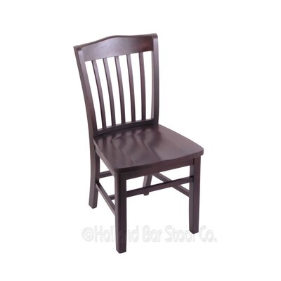 Solid Wood Dining Chair Finish: Dark Cherry