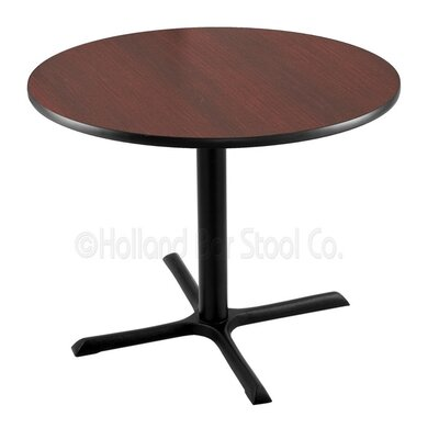 30 Pub Table Tabletop Size: 30 Dia