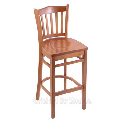 25 Bar Stool Finish: Medium