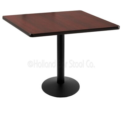 30 Pub Table Finish: Black