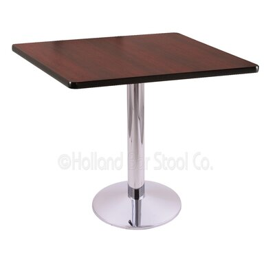 30 Pub Table Color: Chrome