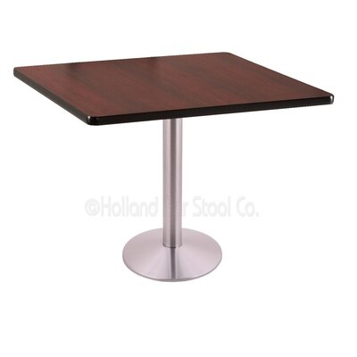 30 Pub Table Color: Stainless
