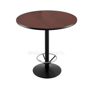 36 Pub Table Tabletop Size: 36 Dia