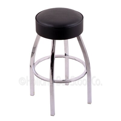 Classic Series 30 Swivel Bar Stool Finish: Chrome