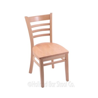 Solid Wood Dining Chair Finish: Natural