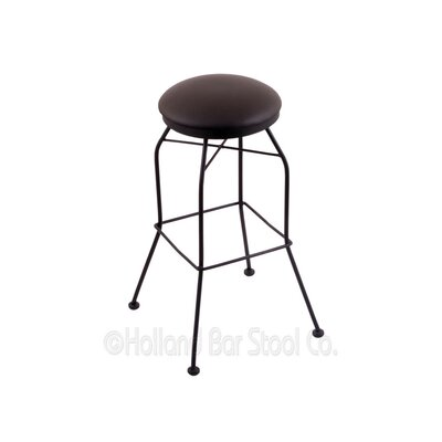 30 Swivel Bar Stool Upholstery: Allante Espresso