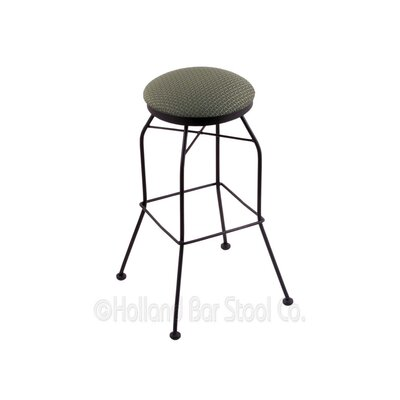 30 Swivel Bar Stool Upholstery: Axis Grove