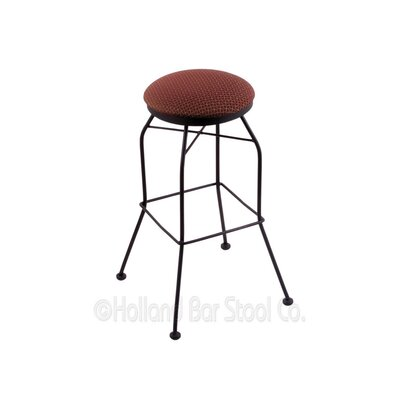 30 Swivel Bar Stool Upholstery: Axis Paprika