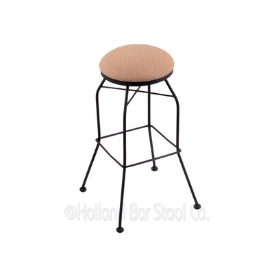 25 Swivel Bar Stool Upholstery: Axis Summer