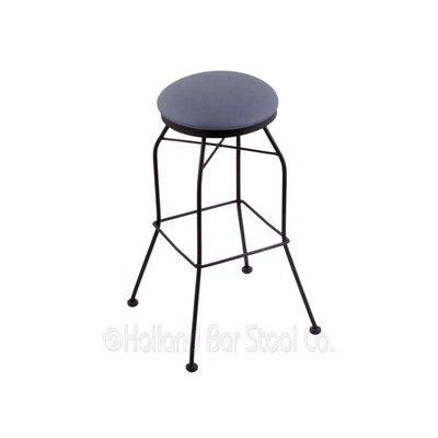 30 Swivel Bar Stool Upholstery: Rein Bay