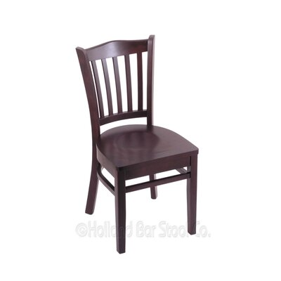 Side Chair Finish: Dark Cherry