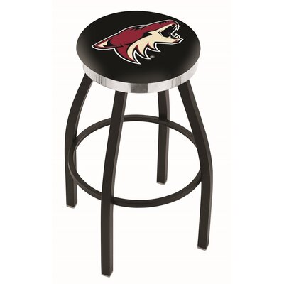 NHL 36 Swivel Bar Stool NHL Team: Arizona Coyotes