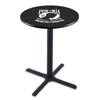 Military 42 Pub Table Team: POW-MIA