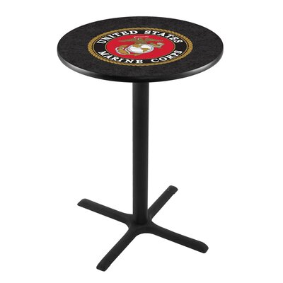 Military 42 Pub Table Team: United States Marine Corps