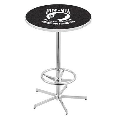 Military Pub Table Team: POW-MIA