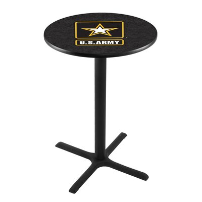 Military 42 Pub Table Team: United States Army